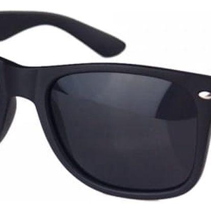 Unisex sluneční brýle ve dvou variantách