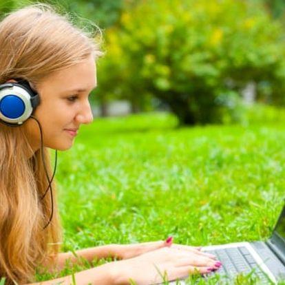 On-line kurz angličtiny s podporou osobního lektora zakončený mezinárodním certifikátem