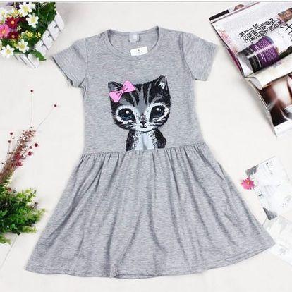 Dívčí šaty Kitty
