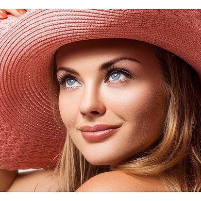 Letní kosmetický balíček pro rychlé zkrášlení