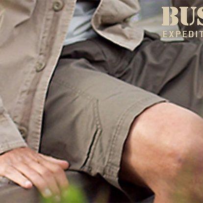 Odolné a funkční pánské kraťasy Bushman