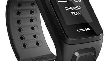 GPS hodinky Tomtom Runner 2 (L) (1RE0.001.04) černé + Doprava zdarma