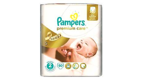 Plenky Pampers Premium Care 1 NEWBORN + Premium Care 2 MINI 168ks
