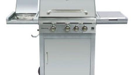 G21 California BBQ Premium line 4 hořáky plynový gril + Sada na přípojení plynové láhve ZDARMA!