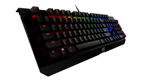 Razer BlackWidow X Chroma, US - RZ03-01760200-R3M1