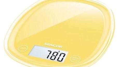 Kuchyňská váha Sencor SKS 36YL kuchyňská váha