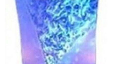 LED svítící sklenička měnící barvy