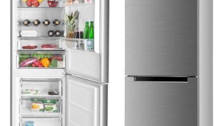 Kombinace chladničky s mrazničkou ETA 236490010 nerez