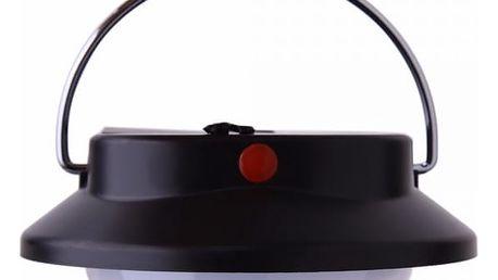Přenosné LED světlo na kempování