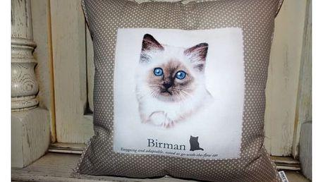 Dekorační polštářky Beautiful Cats!