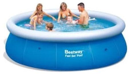 Bestway Nadzemní 3,66 x 0,91 m - kartušová filtrace bazén s kartušovou filtrací