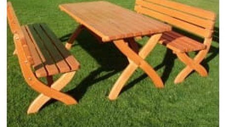 Zahradní stůl STRONG MASIV stůl masiv