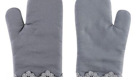 Kuchyňské bavlněné rukavice CHARMY, 18x30 cm , HOME & YOU, 100% bavlna