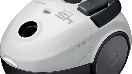 Vysavač sáčkový Sencor SVC 45WH-EUE2