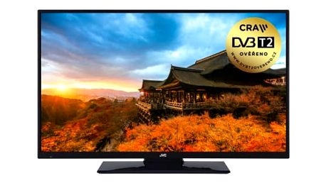 Televize JVC LT-24VH42J černá