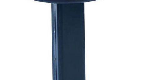 Gril na dřevěné uhlí BBQ Collection sloupový gril, červená/černá