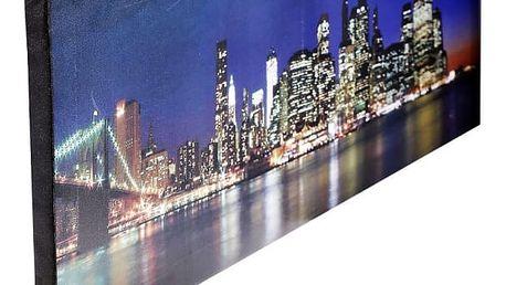 Hedvábné lesklé fotoplátno s vaší fotografií na dřevěném rámu: 7 rozměrů