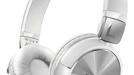 Sluchátka Philips SHL3160WT (SHL3160WT) bílá + Doprava zdarma