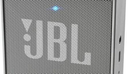 Bezdrátový reproduktor JBL GO GRAY