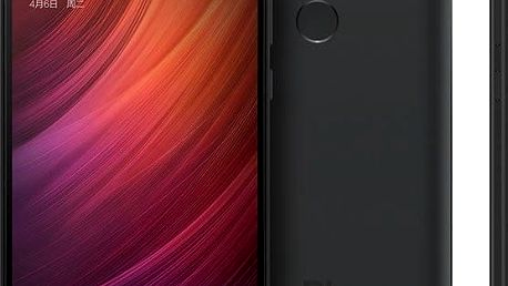 Xiaomi Redmi Note 4, CZ LTE - 64GB, černá - PH3422