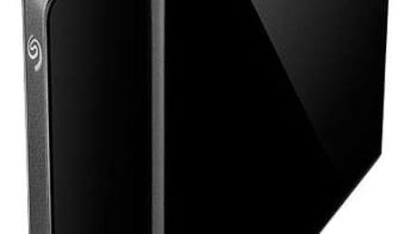 Seagate Backup Plus Hub - 4TB, černá - STEL4000200