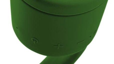 Bezdrátový reproduktor BOOM Swimmer DUO, zelený