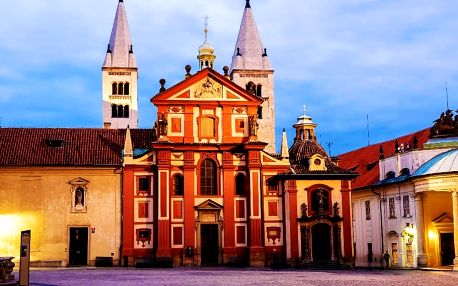 Slavné árie na Pražském hradě