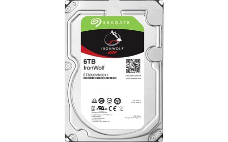 Seagate IronWolf - 6TB - ST6000VN0041
