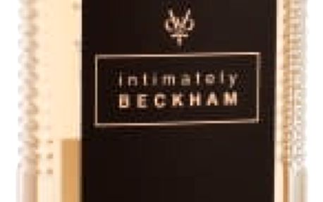 David Beckham Intimately Men 75 ml deodorant deospray pro muže