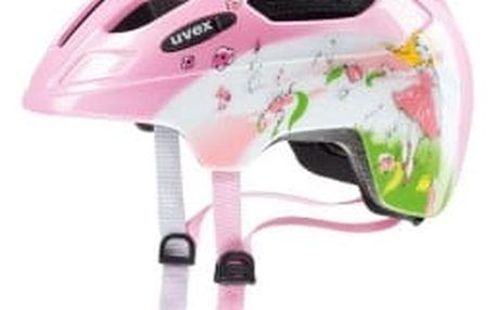 UVEX Finale Junior fairy cyklistická přilba