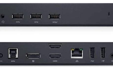 Dell D3100 dokovací stanice/ replikátor portů/ USB 3.0 - 452-BBOT