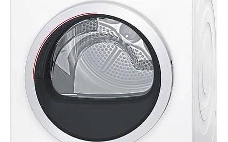 Sušička prádla Bosch WTH85207CS bílá + Doprava zdarma