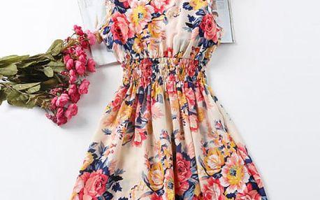 Rozmanité letní šaty Laura - 21 variant