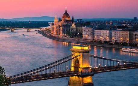 Léto, podzim nebo zima v Budapešti v hotelové síti Mellow Mood Hotels