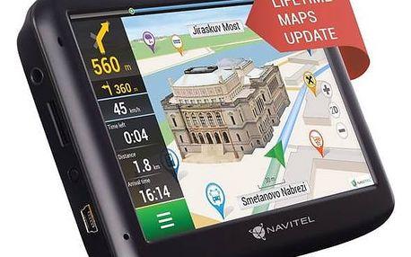 Navigační systém GPS Navitel E500 (C2047023) černá