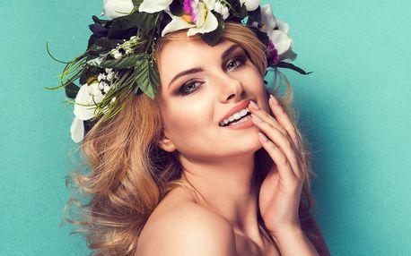 Hýčkejte svou pleť: 75 minut kosmetické péče