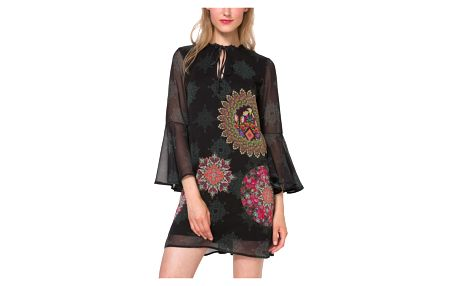 Desigual éterické šaty Jeanne - 36