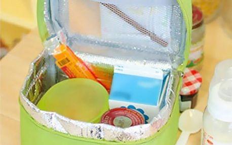 Cestovní termo taštička na potraviny - 4 barvy