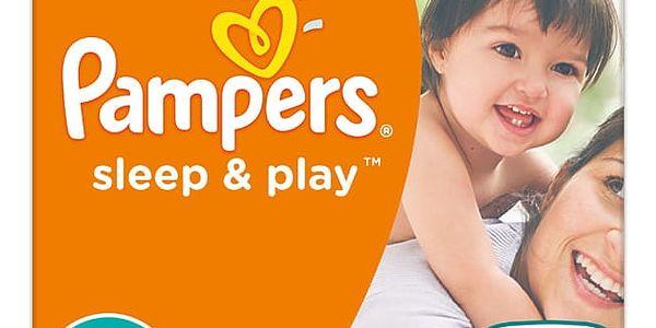 PAMPERS Sleep&Play 5 JUNIOR 42ks (11-18 kg) - jednorázové pleny