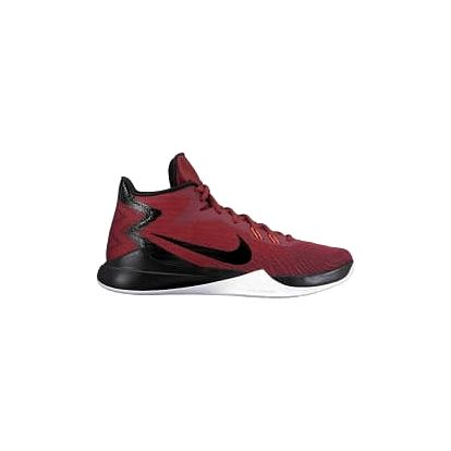 Pánské basketbalové boty Nike ZOOM EVIDENCE 47 TEAM RED/BLACK-WHITE-BRIGHT CR