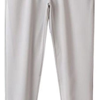 Dámské stylové kalhoty - šedá, velikost 3