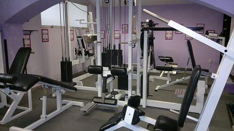 Permanentka do fitness studia s platností až 6 měsíců