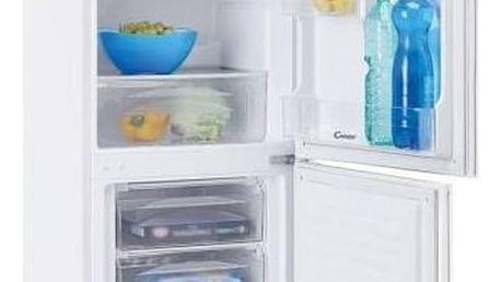 Kombinace chladničky s mrazničkou Candy CCBS 5152W bílá + Doprava zdarma