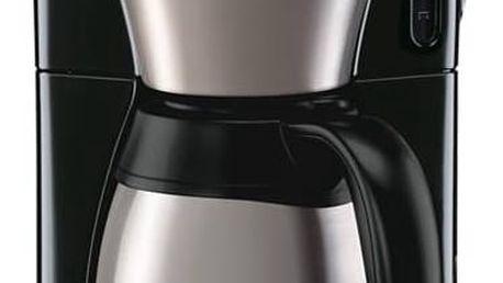 Kávovar Philips Metal Therm HD7546/20 černý/nerez + Doprava zdarma