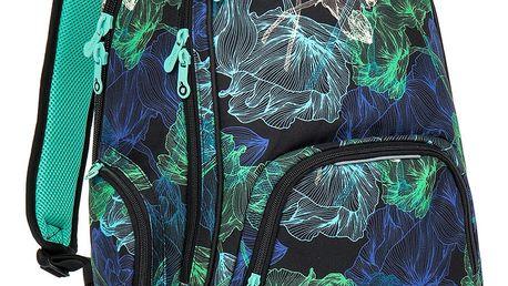 Studentský batoh Topgal HIT 860 D - Blue
