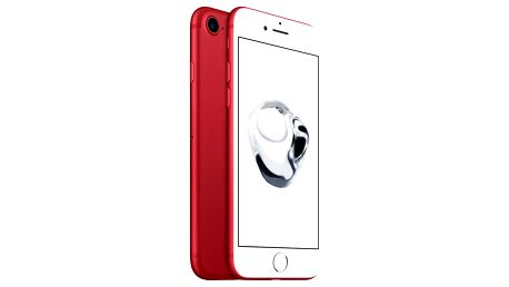 Apple iPhone 7 (PRODUCT)RED 128GB, červená - MPRL2CN/A