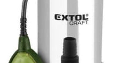 Čerpadlo kalové EXTOL CRAFT 414163 zelené