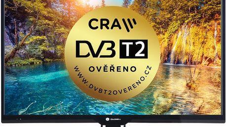 GoGEN TVH 24N266T - 61cm - GOGTVH24N266T + Flashdisk A-data 16GB v ceně 200 kč
