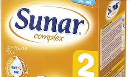 SUNAR Complex 2 (600g) - kojenecké mléko