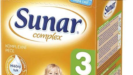 SUNAR Complex 3 (600g) - kojenecké mléko
